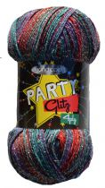 King Cole Party Glitz 4ply 100g - 2353 Bling